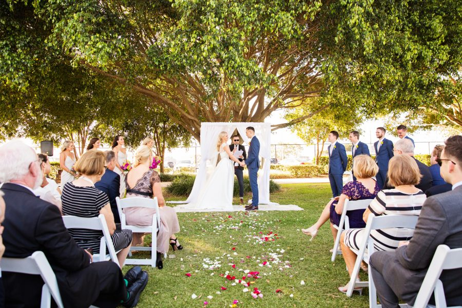 Elegant Garden Weddings in Brisbane