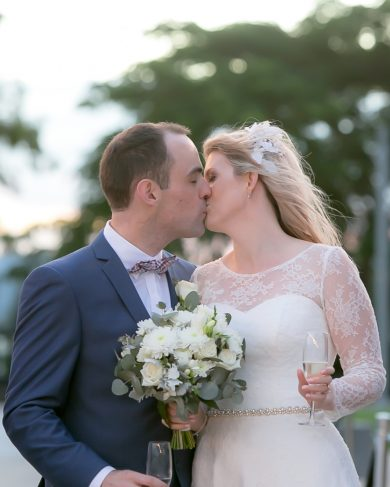 romantic outdoor wedding venues Brisbane