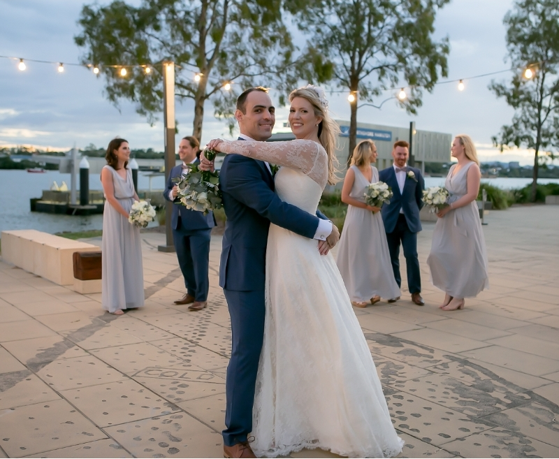 riverfront wedding venue Brisbane