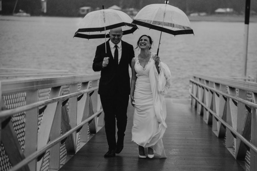 Rainy Day Wedding: How To Deal With Bad Weather On Your Big Day