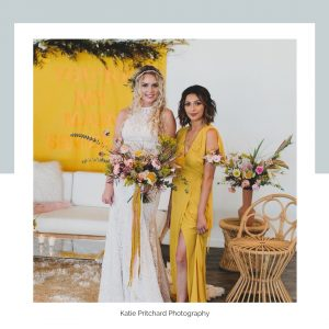 sunshine yellow wedding colour