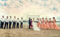 wedding venues brisbane - Northshore Beach